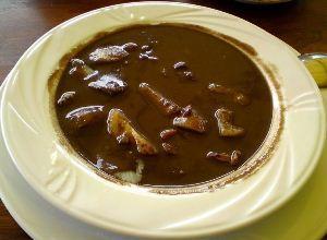 чернина польский суп фото